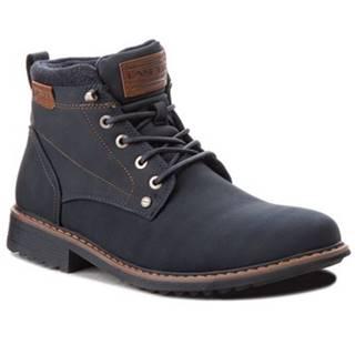 Šnurovacia obuv Lanetti MP07-16860-03 Ekologická koža/-Ekologická koža