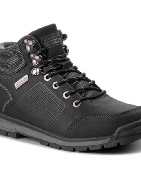 Čierne topánky SPRANDI EARTH GEAR