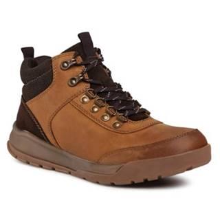 Šnurovacia obuv GO SOFT MI07-B06-A835-06 Prírodná koža(useň) - Zamš