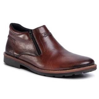 Členkové topánky Rieker 15398-25
