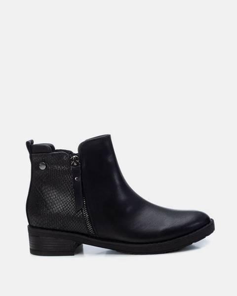 Čierne topánky Xti