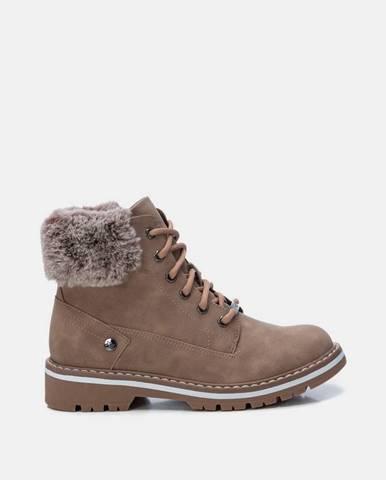 Béžové topánky Xti