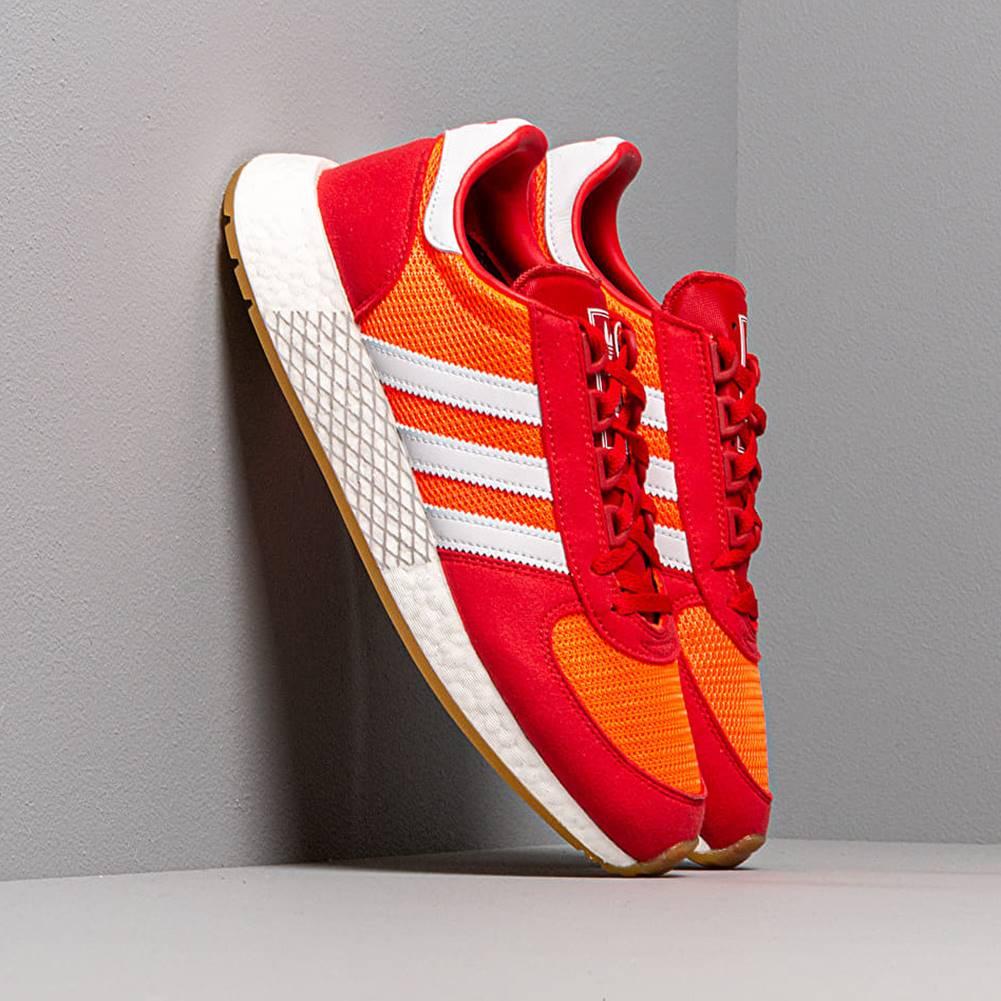 adidas Originals adidas Marathon Tech Solar Red/ Ftw White/ Scarlet