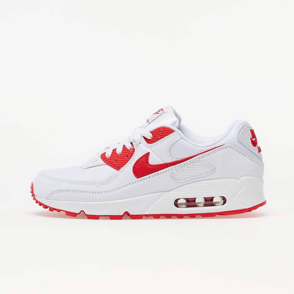 Nike Nike Air Max 90 White/ Hyper Red