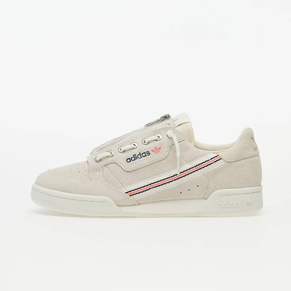 adidas Originals adidas Continental 80 Core White/ Core White/ Off White