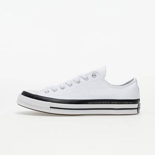 Converse x Fragment Design x Moncler Chuck 70 OX White/ Black/ White
