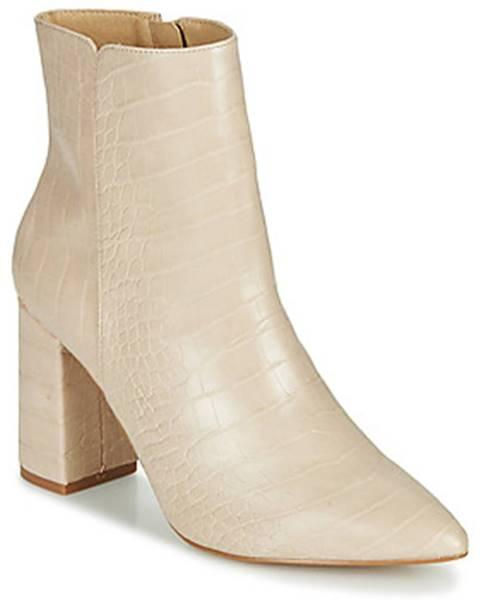 Béžové topánky Ravel