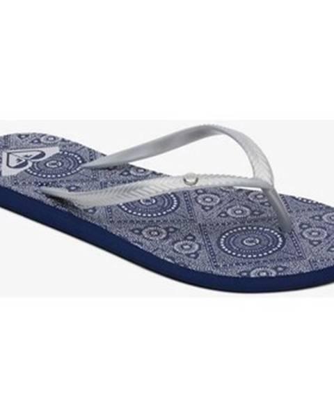 Modré topánky Roxy