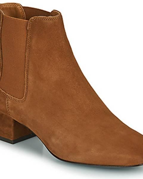 Hnedé topánky Betty London