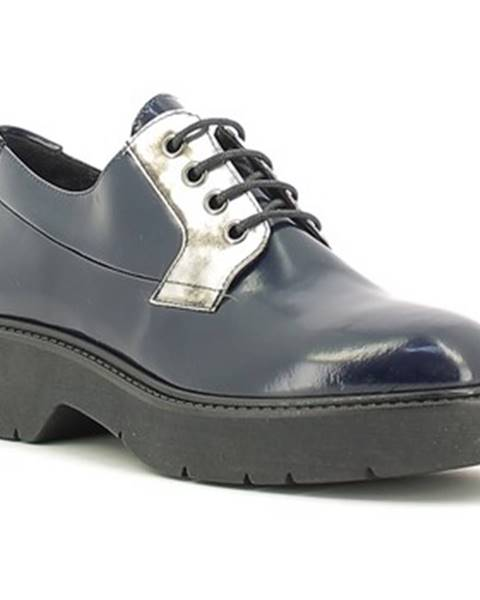 Modré topánky Carmens Padova
