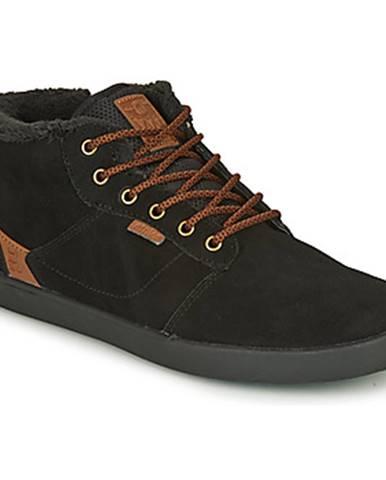 Čierne topánky Etnies