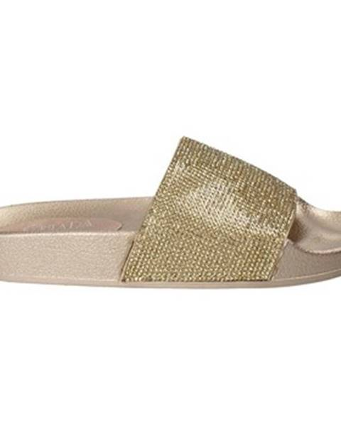 Žlté topánky Chiara Pacini