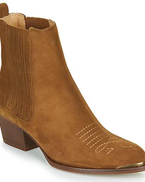 Hnedé topánky Ikks