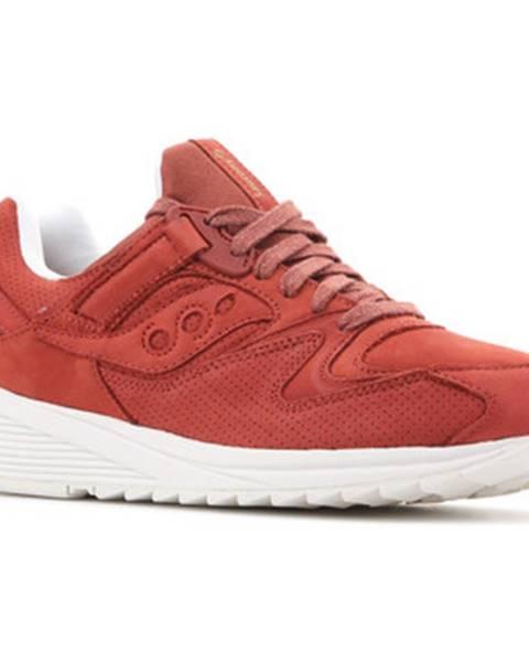 Červené tenisky Saucony