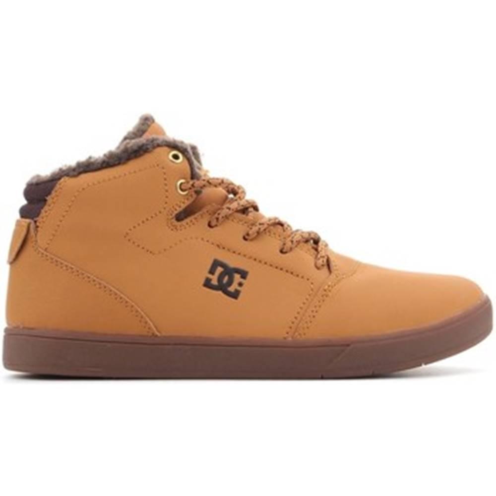 DC Shoes Členkové tenisky DC Shoes  DC CRISIS WNT ADBS100116 WD4