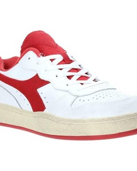 Červené tenisky Diadora