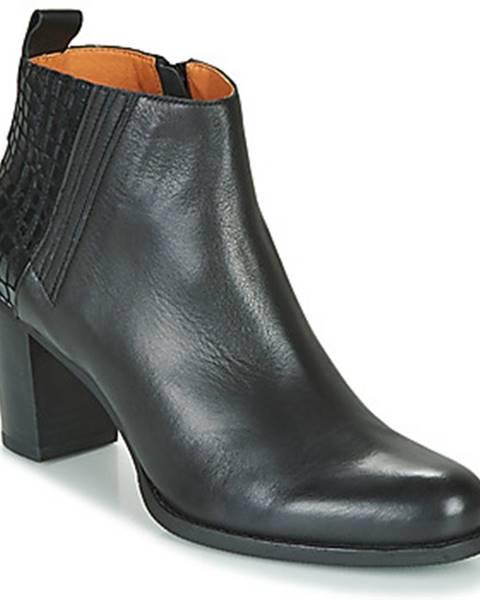 Čierne topánky Mam'Zelle