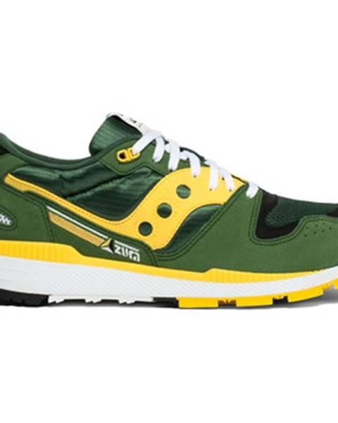 Zelené tenisky Saucony