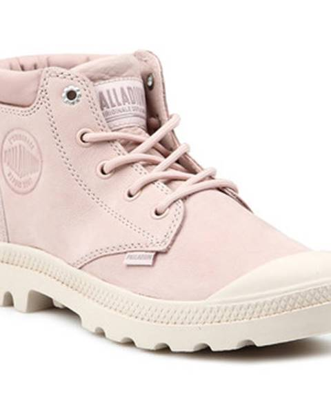 Ružové topánky Palladium