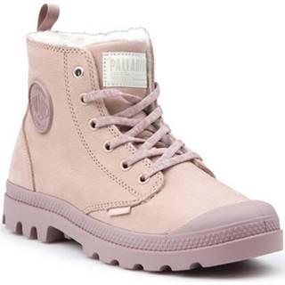 Turistická obuv Palladium Manufacture  Pampa HI Z WL W 95982-671-M