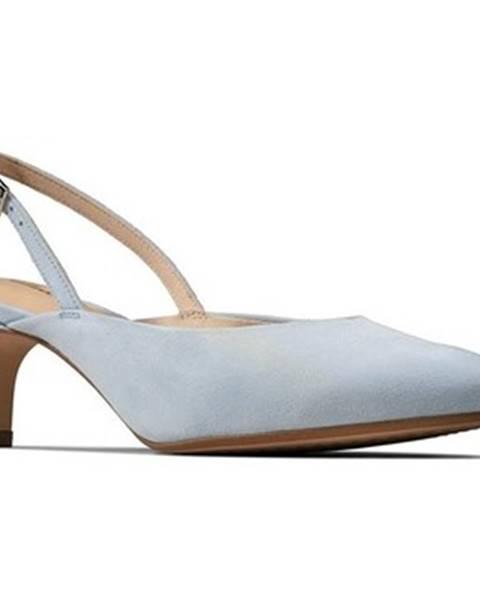 Viacfarebné sandále Clarks
