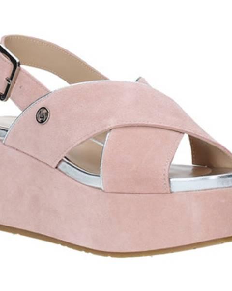 Ružové sandále Liu Jo