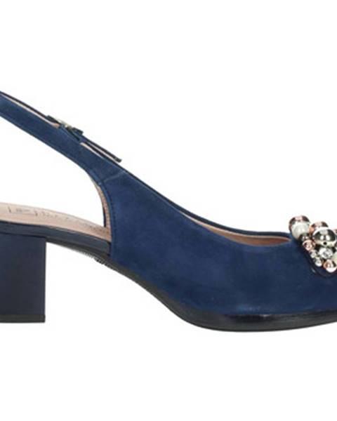 Modré sandále Pitillos