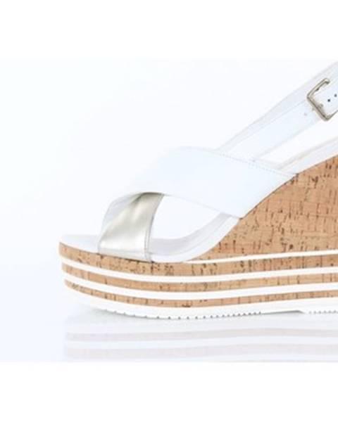 Viacfarebné sandále Hogan