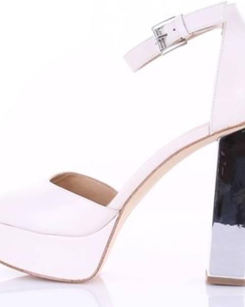 Béžové sandále MICHAEL Michael Kors