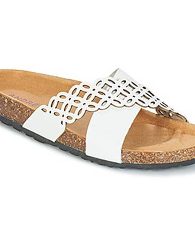 Biele topánky André