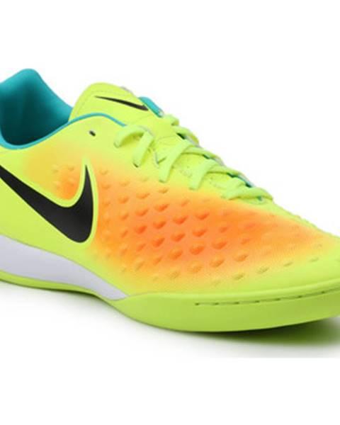 Žlté topánky Nike