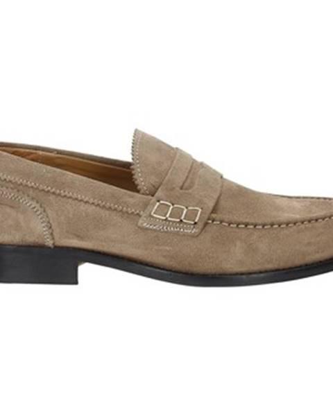 Béžové topánky Rogers