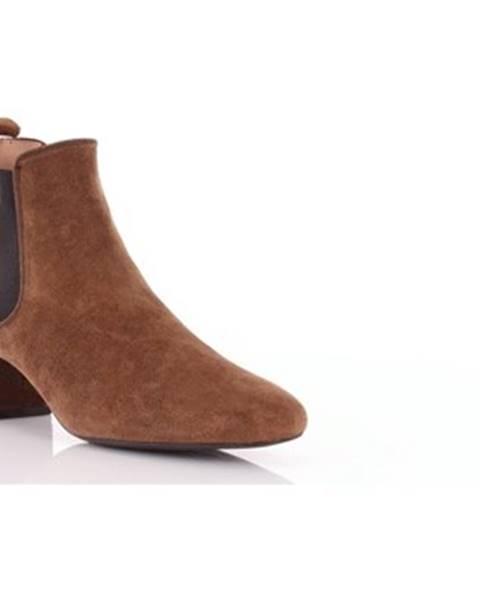 Hnedé topánky Roberto Festa Milano