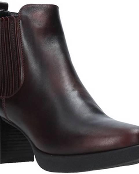 Červené topánky The Flexx