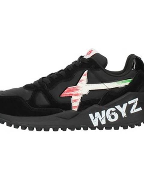 Čierne tenisky W6yz