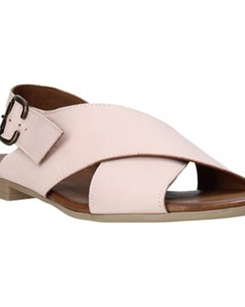 Ružové sandále Bueno Shoes