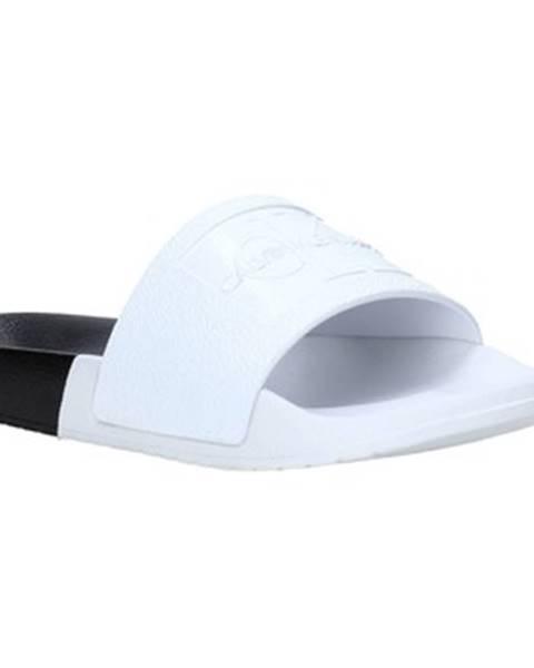 Biele topánky Calvin Klein Jeans