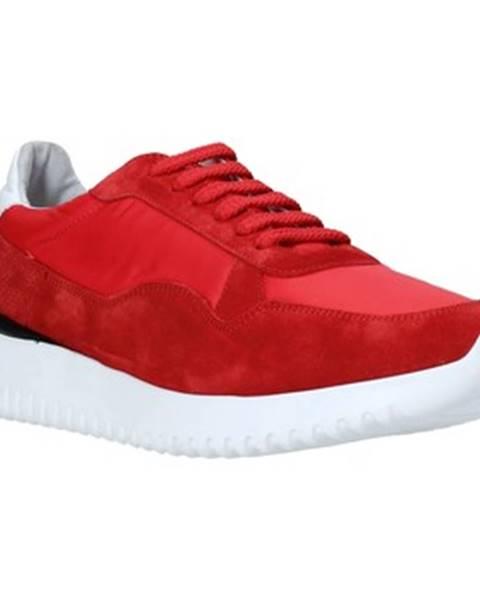 Červené tenisky D'acquasparta