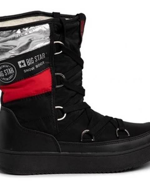 Viacfarebné topánky Big Star