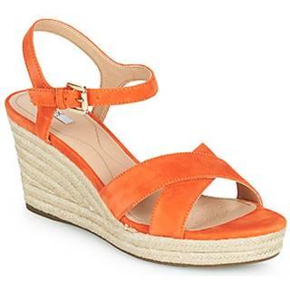 Sandále Geox  D SOLEIL