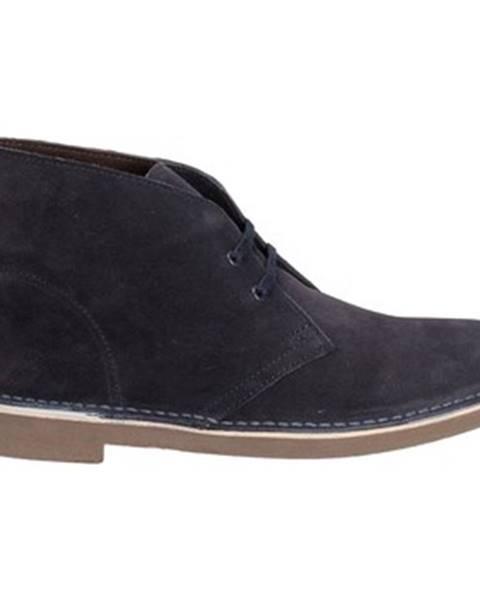 Modré sandále Clarks