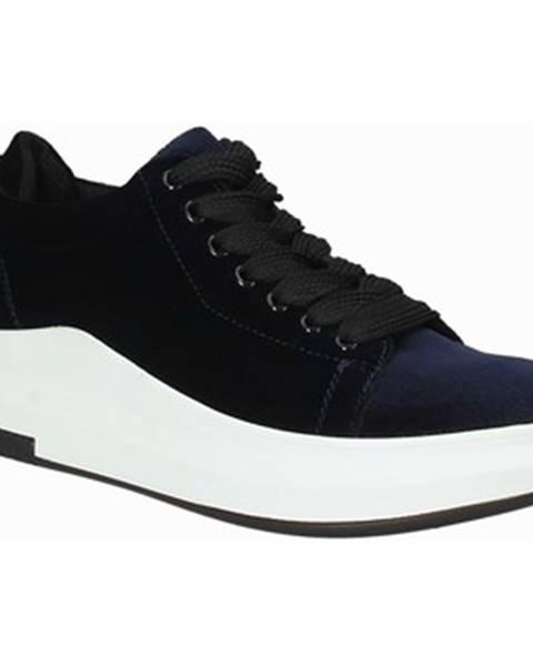 Modré tenisky Exé Shoes