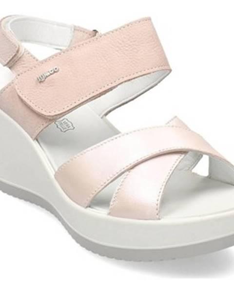 Viacfarebné sandále IGI CO