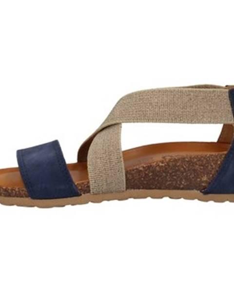 Modré sandále IGI CO