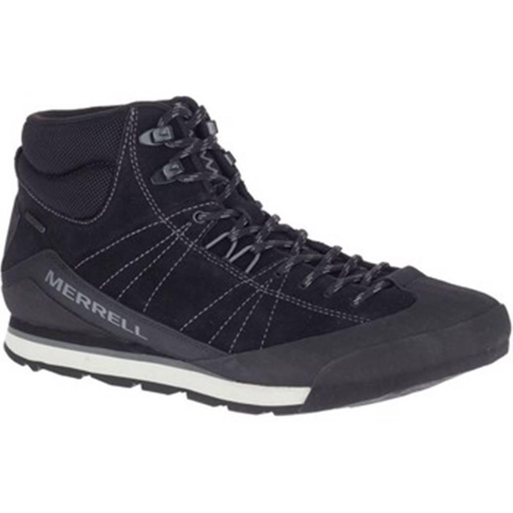 Merrell Nízka obuv do mesta Merrell  Catalyst Mid Waterproof
