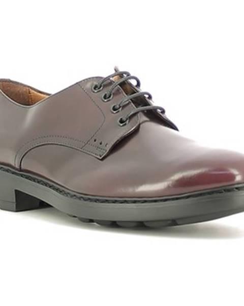 Bordové topánky Marco Ferretti