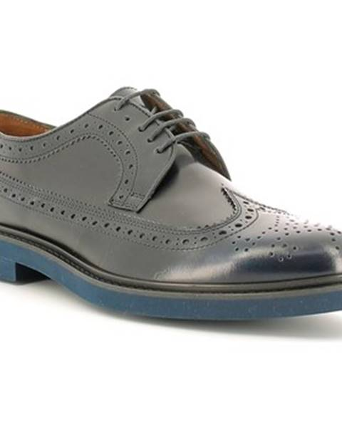 Modré topánky Soldini