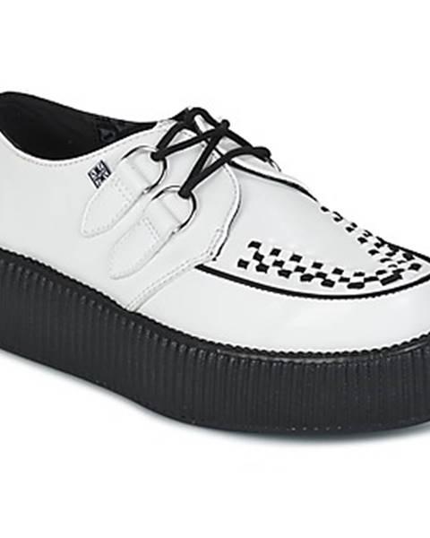 Biele topánky TUK