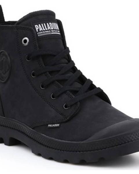 Čierne polokozačky Palladium