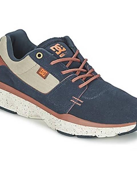 Modré tenisky DC Shoes